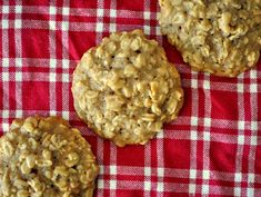 For soft cookie lovers: Maple Brown Sugar Oatmeal Cookies