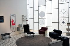 Dieter Rams 'Less And More' exhibition at the Design Museum in London