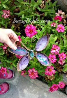 toilet paper roll craft for kids making a butterfly