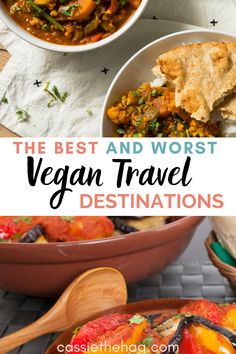 Food Travel, Usa Travel, Holiday Destinations, Travel Destinations, Travel Guides, Travel Tips, Gourmet Recipes, Vegan Recipes, Amazing Vegetarian Recipes