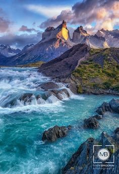 Patience is a Virtue by +Mark Brodkin - Torres del Paine, #Patagonia