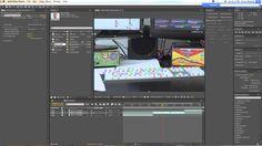 """Increase the VFX possibilites with ease in this tutorial for Adobe After Effects cs6 3d Camera tracking or Camera """"solving"""" as it's properly called, will gen..."""