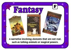 Reading Genre Posters - Australian Version from my TpT store