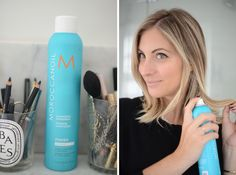 Moroccan Oil Hairspray