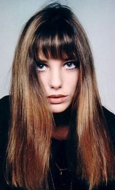 Jane Birkin — ultimate icon and muse.
