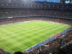 FC Barcelona - Camp Nou
