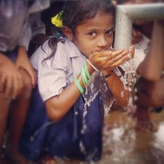 Clean water means health, education, and opportunity!