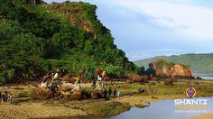 Bau Nyale Festival Kuta Lombok Mandalika