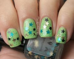 Sweet Heart Polish Seeing Stars, Starlight and Young Sullivan Reviews