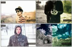 Smfadigital: 10 Dark Presets V-1 Photography Editing Retouching