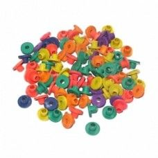 Tattoo Grommets (Mixed Colour)