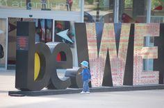 Atomium, Brussel, augustus 2012 (foto: Jenn van Voorthuisen)