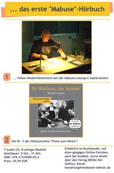 Fritz Lang, Audio, Movie Posters, Movie, Kassel, Psychics, Film Poster, Billboard, Film Posters