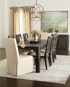 Blackwell Dining Furniture At Horchow.
