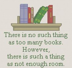 book cross stitch