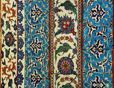 atik valide camii Turkish Art, Turkish Tiles, Tile Art, Mosaic Tiles, Architecture Unique, Islamic Tiles, Decoupage Printables, Antique Tiles, Decoration