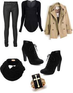 """Elena Gilbert"" by aninham-s ❤ liked on Polyvore"