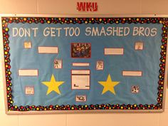 New RA Bulletin Board #WKU