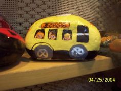 Yellow School Bus...Wouldn't this be a great gift for the bus driver?!
