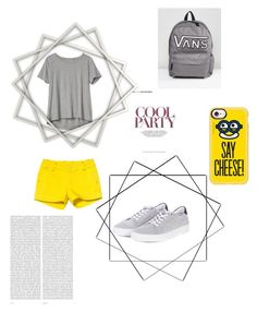 """Untitled #58"" by lejlasehic ❤ liked on Polyvore featuring Gap, Kavu, Barbour, Vans, Casetify and Oris"