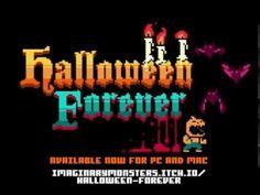 Halloween Forever - Nice & simple old school platformer.