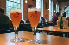 De Halve Maan é parada obrigatória em Bruges