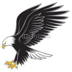 17 best eagle designs images on Pinterest | Eagle drawing, Eagles ...