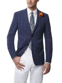 Check Sportcoat by Etro.