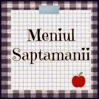 Meniul Saptamanii, 7 - Ama Nicolae Menu, Words, Smoothie, Diet, Menu Board Design, Smoothies, Horse