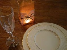 Crafts that even a stay at home dad can make.  http://www.ebay.com/itm/25-Small-Mini-Brown-Paper-Bags-Kraft-Craft-Grocery-Lunch-Wedding-Party-Favor-DIY-/301033189001