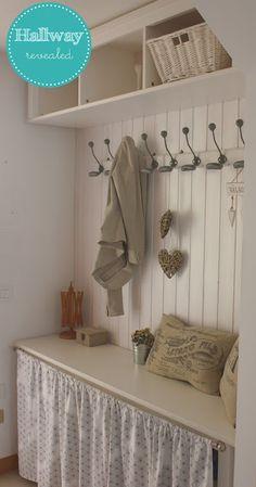Home Shabby Home:My Hallway revealed!