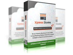 Xpress Stores Advanced OTO2 Review : Outstanding OTO2 The Worls's Fastest ECom Store Builder To Boost Organic Ranking & Long Traffic Using Premium Content Spinner's Unique Content In Your E-Commerce Store Then Finally Easy Earn $200-$500 per Day – By JAI PRAKASH SHARMA.