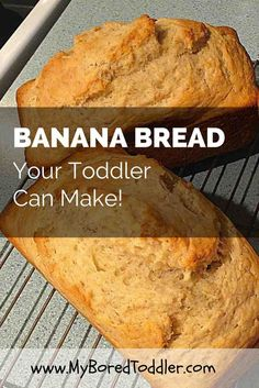 easy banana bread re