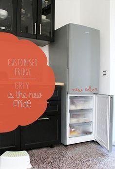 Customisé son frigo - Customised fridge
