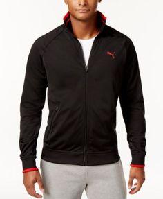 PUMA Puma Men's Zip Jacket. #puma #cloth # coats