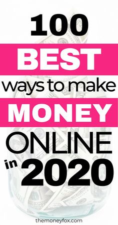 Looking for a money making idea? Or a side hustle idea? This is a list of 100 best ways to make money online - and will knock your socks off! The new systeme to launch an online business Online Income, Earn Money Online, Make Money Blogging, Online Jobs, Money Tips, Money Saving Tips, Money Order, Online Sites, Money Today