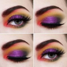 This picture is just GOALS! We are always looking for new eyeshadow looks and tutorials for eye colors. Our calendar will help you stay on top of when the latest makeup eyeshadow palettes are being released! Makeup Eyeshadow Palette, Eyeshadow Looks, Eye Makeup, Eyeshadow Ideas, Makeup Stuff, Cute Makeup Looks, Latest Makeup, Creative Makeup, Beauty And The Beast