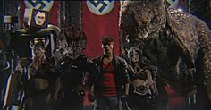 Kung Fury and friends