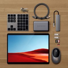 Take your Surface Pro to the next level with Satechi⚡️ Surface Laptop, Surface Pro, Microsoft Surface, Technology Gadgets, Tech Gadgets, Desk Essentials, Travel Essentials, Computer Desk Setup, Free Iphone Giveaway