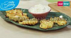 I Menu di Benedetta | Molto Bene: Mezzelune di Ananas