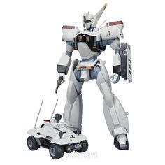 Patlabor ROBOT SPIRITS [SIDE LABOR] : Ingram 1