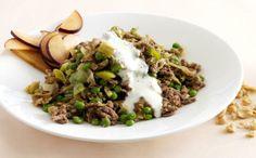 Hvidkål med ingefær og soya - Sæson for god smag