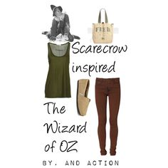 """Scarecrow"" by pet387 on Polyvore"