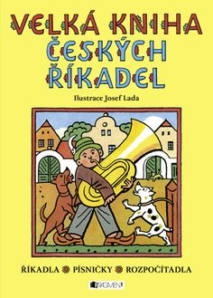 Velká kniha českých říkadel – Josef Lada | www.fragment.cz