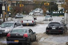 Staten Island After Sandy | Water in streets 2 days after Hurricane Sandy | Reality TV Blog ...
