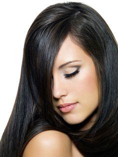 Trockenes, elektrisiertes Haar, das einem im Winter wie festgeklebt am Kopf pappt. Bei meinen Haaren - glatt und immer ein bisschen zu
