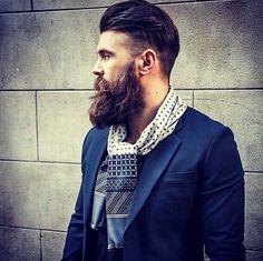 Beards #men #beards