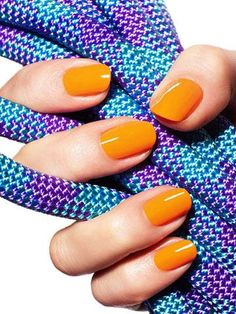 Save money by doing a DIY manicure at home! You'll be a pro with our tips and tricks to get a long-lasting manicure complete with perfectly shaped nails and an awesome color on your nails.