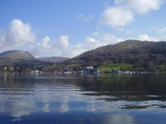 Ambleside, Lake District; next time, I WILL go ghyll scrambling