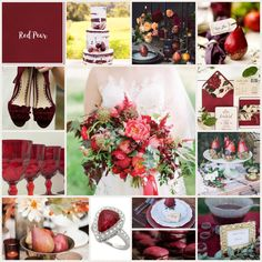 pantone very cranberry wedding Cranberry Wedding, Burgundy Wedding, Red Wedding Decorations, Wedding Themes, Wedding Color Schemes, Wedding Colors, Pantone, Diy Wedding Food, Wedding Cake